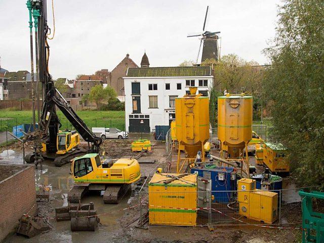 Bodemsanering zonder afgraven - Van Schie